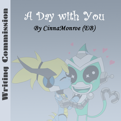 Commish - A Day With You by CinnaMonroe