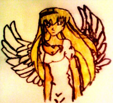 Angel by jared-demetrious