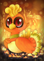 Baby Ho-Oh by Hime--Nyan