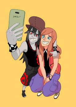 Selfie Time by tohdraws