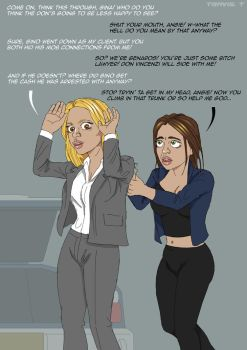Catfight for the Don Episode Three by AngieAngelo