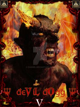 Devil-Dogg by Passiel