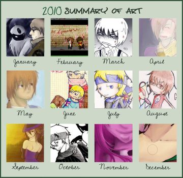 2010 arts by cupxkake