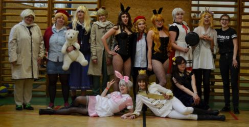 Hetalia Easter 2017 by ArisuSutcliff