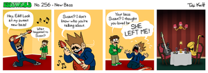 EWCOMIC No. 256 - New Bass by eddsworld