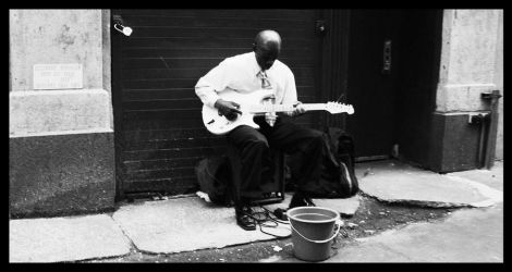 guitarist by terence-loar