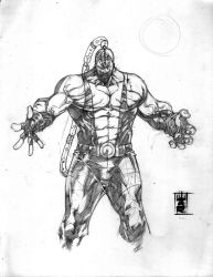 Bane by warpath28