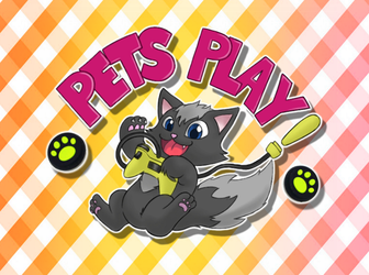 Commission - Pets Play! by Zack113