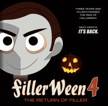 Fillerween 4: Return of Filler Promo by Jarvisrama99