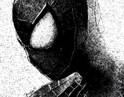 The Amazing Spider-Man by webbvisual