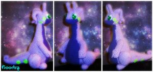 Crochet Goodra