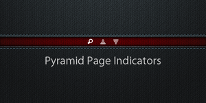 Pyramid Page Indicators by discordante