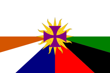 Flag of Spanglish by hosmich