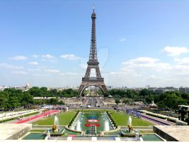 Tour Eiffel 3 by RevesdeFrance