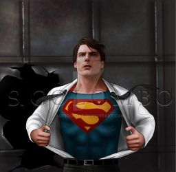 SUPERMAN TRIUMPHANT by supersebas