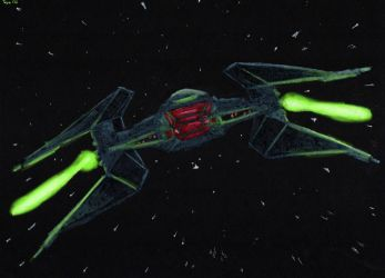 TIE Silencer by Taipu556