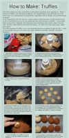 Cookie Truffle Tutorial by claremanson