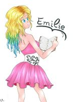 KA: Emilie by Polarianne