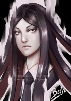Bortz Sketch by ZakuraRain