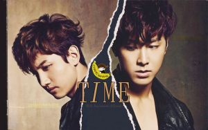 The 6th Japanese Album - TIME by KyuryJung