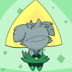 Espurr Character Request(with ears) by Mysticwaffle032