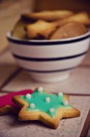 Biscuits de Noel ! by ClaraLG