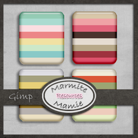 Gimp Palettes 5 by DaydreamersDesigns