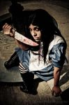 Alice Madness - If i......? by AxelTakahashiVIII