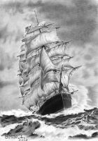 Sailing Ship 2 by Torsk1
