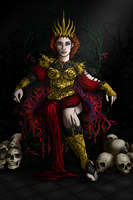 Queen of Thorns by TaylorBrooke123