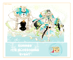 Summer It's Blossoming Event - [Day 19] by Piffi-sisters