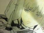 Clare Claymore Drawing by jt0002