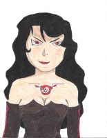 Lust from Fullmetal Alchemist by Katsumi-Draws
