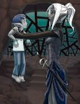 The Matriarch and Drel by Aeonna