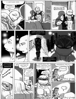 Brothers, no matter what. Pg33 by Deviata