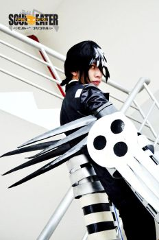 Death The Kid - Soul Eater by kite2012