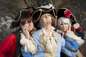 Hetalia: The Pirate Touch by Skarlog