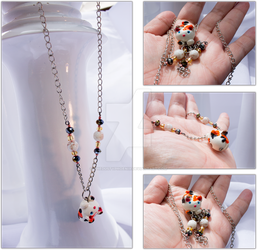 Cat Necklace 12 by thedustyphoenix
