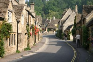 Cotswold Cottages 6 by FoxStox