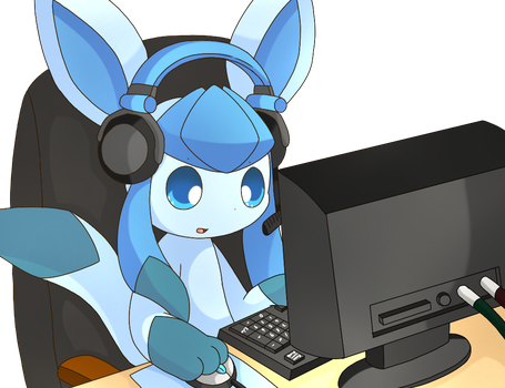 Icy gamer by PKM-150