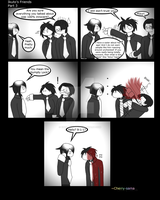 SC: Ikuto's Friends 3 by Cherry-sama