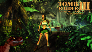 Tomb Raider 3 Adventures of Lara Croft Wallpaper by daniworld