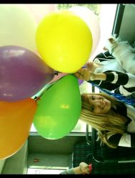 Balloons in the Bus by Within-AbstrAction