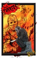 Deadly Thinkers...Jason by DickStarr