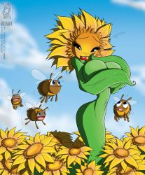 Sinful Sunflower by jollyjack