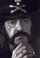 Mr Lemmy Kilmister WIP6 by firehazzard-designs