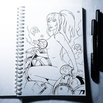 Instaart  - Samus (NSFW on Patreon) by Candra