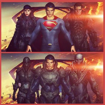 Man of Steel PACK {REUP} by MyllaDinX
