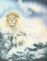 King of Kings Lord of Lords by Carol-Moore