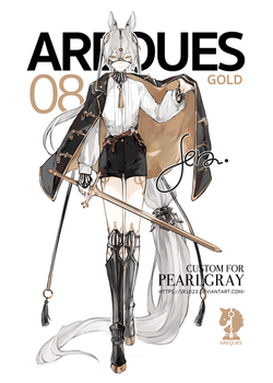 Areques08 | custom for Pearlgray by sr1023